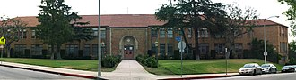 West Los Angeles - University High School