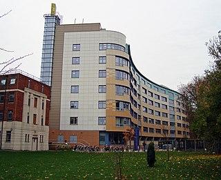 University Hospital Lewisham Hospital in England