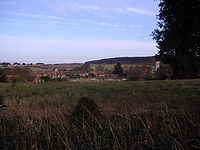 Upper Sheringham in March 2006.JPG
