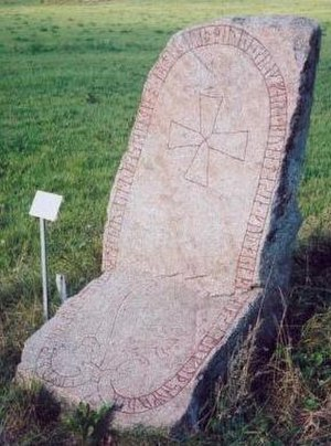 Åsmund Kåresson - Image: Uppland Rune Inscription 956