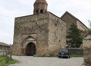 Urbnisi - Urbnisi monastery