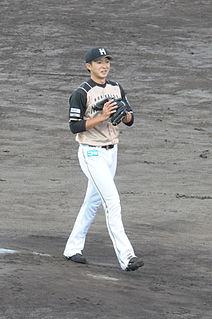 Naoyuki Uwasawa baseball player