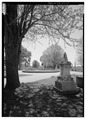 VIEW OF HARKNESS CIRCLE FROM THE NORTH - Laurel Hill Cemetery, 3822 Ridge Avenue, Philadelphia, Philadelphia County, PA HABS PA,51-PHILA,100-33.tif
