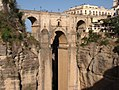 VIew of the Puente Nuevo in Ronda Spain (18092598260).jpg