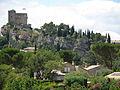 Vaison-la-Romaine Château 1.JPG