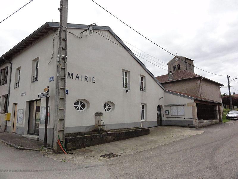 Vaudeville (M-et-M) mairie
