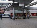 Vauxhall tube stn bus station entrance.JPG