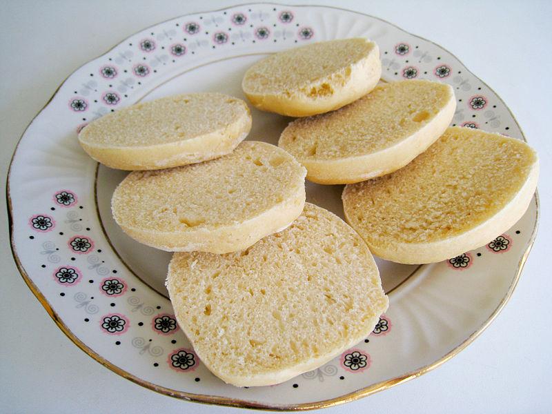 File:Vegan English Muffins (4276805519).jpg