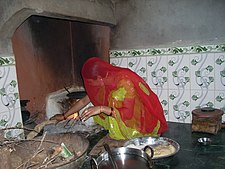 Veiled Cook