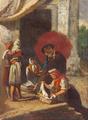 Vendedeira de castanhas (1874) - Francisco José de Resende.png