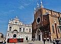 Venezia Scuola Grande di San Marco & Chiesa di Santi Giovanno e Paolo.jpg