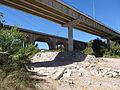 Viaducte i pont sobre la riera de Magarola - Abrera i Esparreguera.JPG