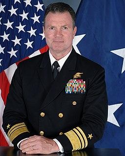 Colin J. Kilrain US Navy vice-admiral