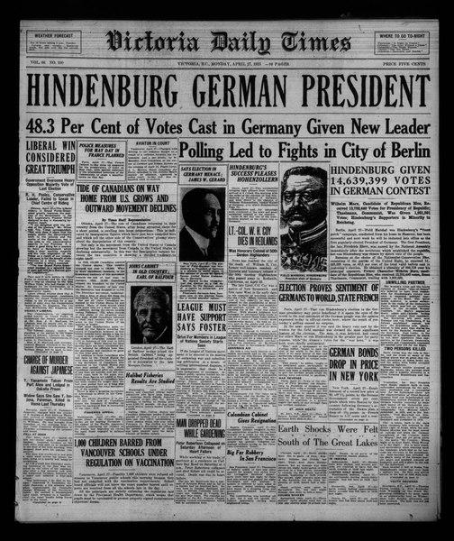 File:Victoria Daily Times (1925-04-27) (IA victoriadailytimes19250427).pdf