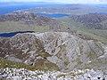 View from north ridge of Beinn an Oir - geograph.org.uk - 448802.jpg