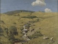View from the Black Forest (Hans Thoma) - Nationalmuseum - 18522.tif