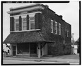 View of Front and North Side - Thorson Block, 200 Main Street, Westby, Vernon County, WI HABS WIS,62-WEST,1-2.tif