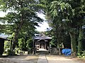 View of Haiden of Suga Shrine in Munakata, Fukuoka.jpg