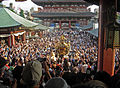 View of mikoshi from sensoji Sanja Matsuri 2006-2.jpg