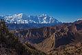 View on Annapurna I, Tilicho and Nilgiri (15679092688).jpg