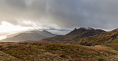 View towards Ben Lomond from the Arrochar Alps, Scotland 12.jpg