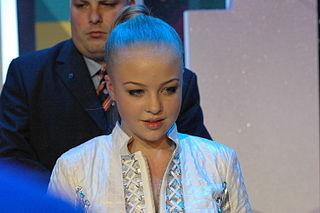 Viktoria Petryk Female vocalist from Ukraine
