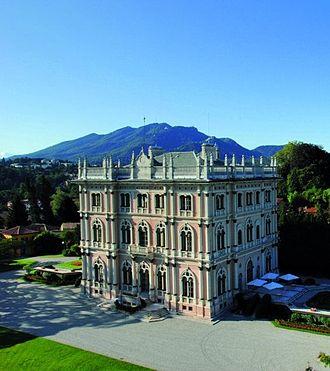 Varese - Image: Villa Andrea Ponti Varese