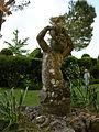 Villa l'ugolino, giardino 12 fontana 02.JPG