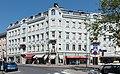Villach Innenstadt 8.-Mai-Platz 3 Miethaus Triesterhof SO-Ansicht 07082015 6573.jpg