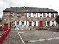 Vilsberg (Moselle) mairie - maison communale.jpg