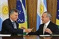 Visita do presidente da Argentina, Maurício Macri ao Brasil 03.jpg