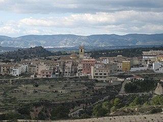 Tibi, Alicante municipality of Spain