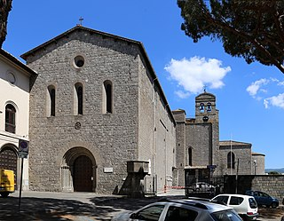 San Francesco, Viterbo church building in Viterbo, Italy