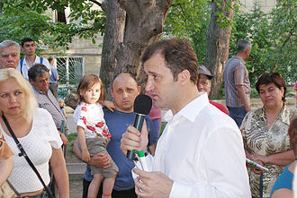 Liberal Democratic Party of Moldova - Vlad Filat