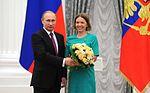 Vladimir Putin at award ceremonies (2016-03-25) 12.jpg
