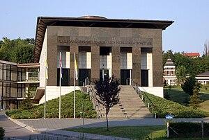 Military Ordinariate of Croatia - Military Ordinariate building in Zagreb