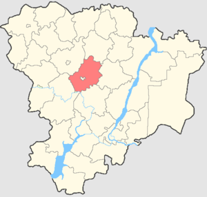 Frolovsky District