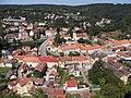 Vranov nad Dyjí, pohled ze zámku.jpg