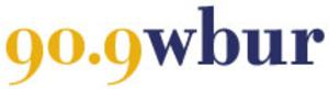 WBUR-FM - Image: WBUR logo