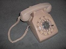 Vintage phone cord