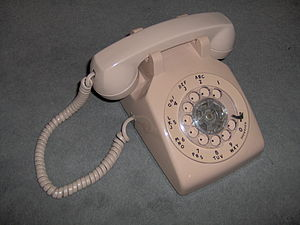 Model 500 telephone - By 1975, the model 500 design was essentially unchanged, but it used a revised dial, modular cords, and was available in a variety of new colors