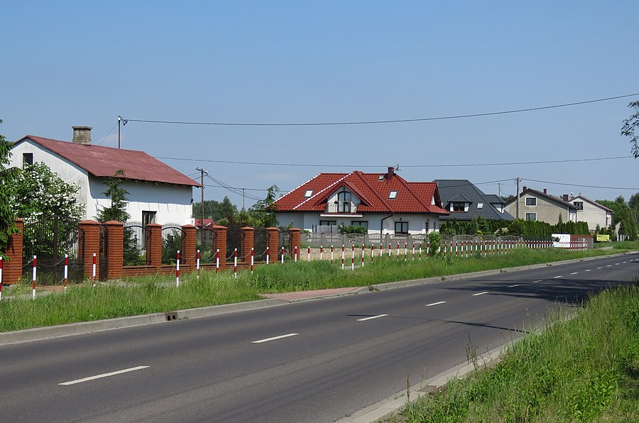 Wilków, Masovian Voivodeship