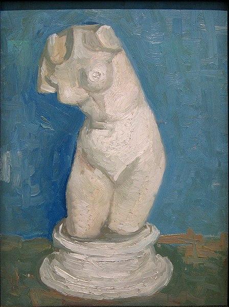 File:WLANL - artanonymous - Plaster Statuette of a Female Torso (3).jpg