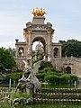 WLM14ES - Barcelona Parque de La ciudadela 317 03 de julio de 2011 - .jpg