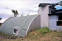 WWII RAAF 220 Radar Station igloo (2007).jpg