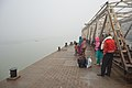 Waiting For Ferry - Chandpal Ghat - River Hooghly - Kolkata 2018-01-14 6916.JPG