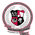 Wake STEM Early College High School seal.png