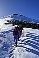 Walking up the Avachinsky Volcano - Kamchatka, Russian Federation - Summer 1993 03.jpg