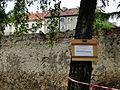 Wall on Skałeczna Street in 2015 II.JPG