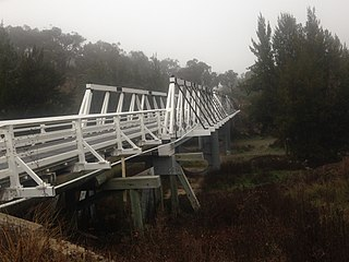 Wallaby Rocks Bridge
